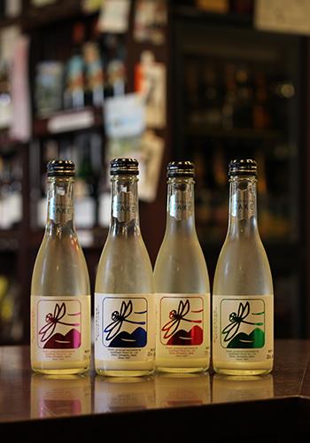 いづみ橋 とんぼスパークリング 微発泡 純米にごり酒