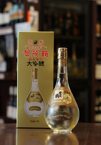 賀茂鶴(かもつる) 特選ゴールド 大吟醸 720ml