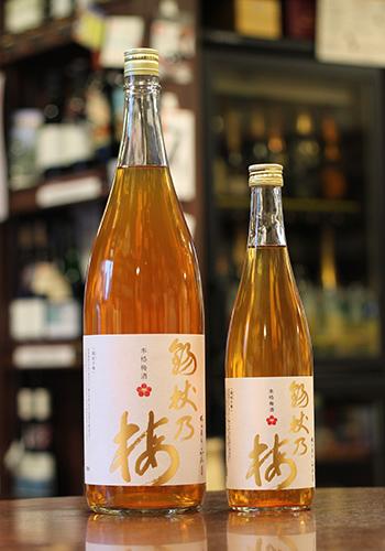 錫杖(しゃくじょう)の梅 本格梅酒