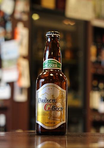 大山(だいせん)Gビール ピルスナー