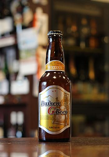 大山(だいせん)Gビール ヴァイツェン