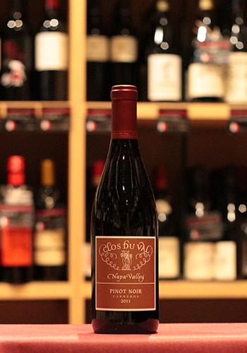 クロ・デュ・ヴァル ナパ・ヴァレー ピノ・ノワール 2011 (CLOS DU VAL NAPA VALLEY Pinot Noir ) 750ml