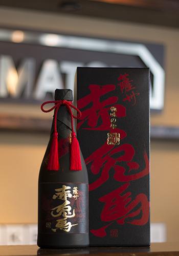 赤兎馬(せきとば) 極味(ごくみ)の雫 芋焼酎35°