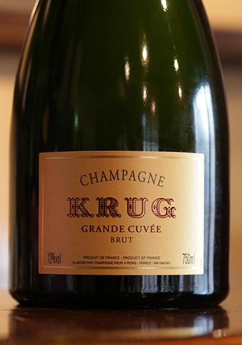 クリュッグ グランド・キュヴェ (Krug Grande Cuvee) 750ml