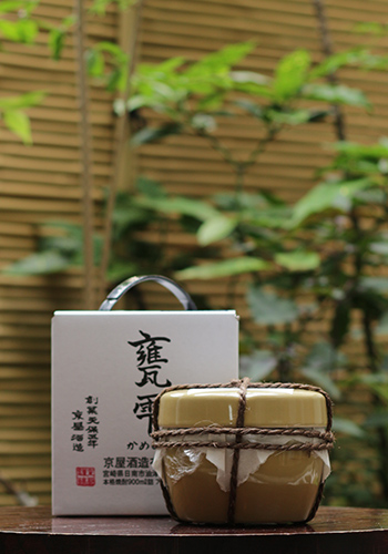 京屋(きょうや) 甕雫(かめしずく) 芋焼酎20°