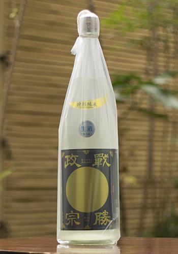 戦勝政宗(せんしょうまさむね) 特別純米 うすにごり 生酒 1800ml