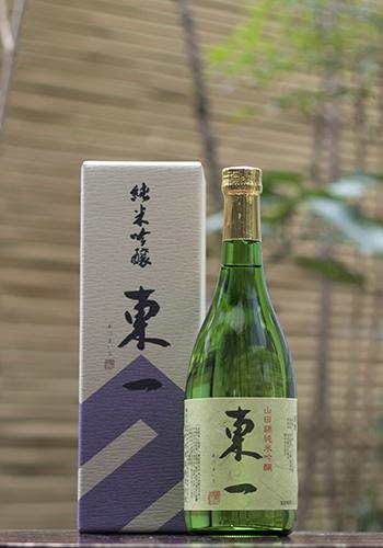 東一(あずまいち) 純米吟醸 山田錦 720ml