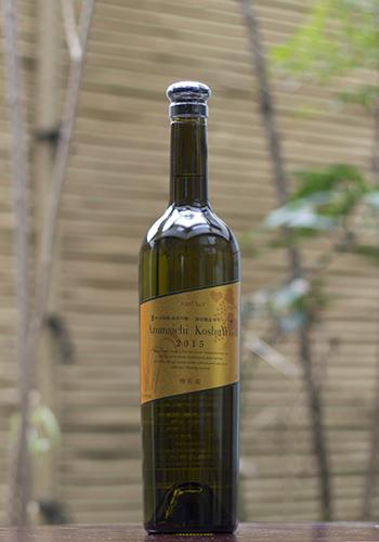 東一(あずまいち) 純米吟醸 甲州ワイン樽貯蔵 2015 750ml