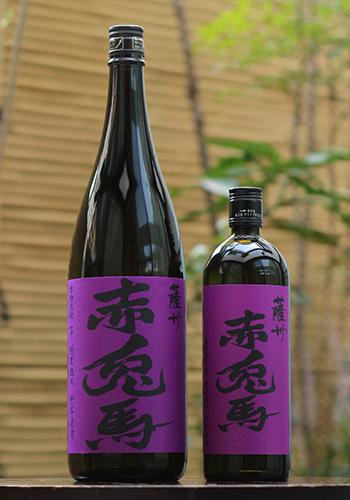 紫の赤兎馬(むらさきのせきとば) 芋焼酎25°