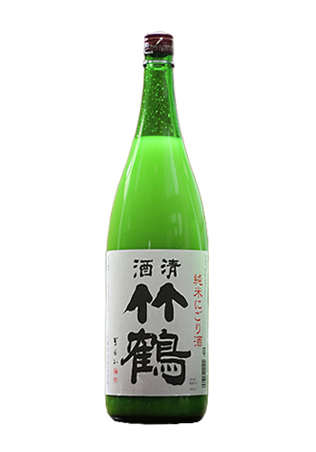 竹鶴(たけつる) 純米 にごり酒
