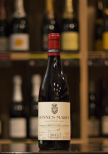 コント・ジョルジュ・ド・ヴォギュエ ボンヌ・マール 2012(Domaine Conte Georges de Vogue BONNES-MARES) 750ml