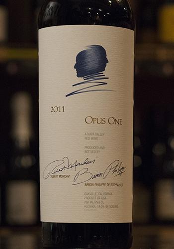 オーパス・ワン 2011(Opus One) 750ml
