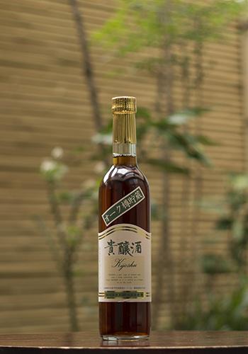 華鳩(はなはと) 貴醸酒(きじょうしゅ) オーク樽熟成 500ml