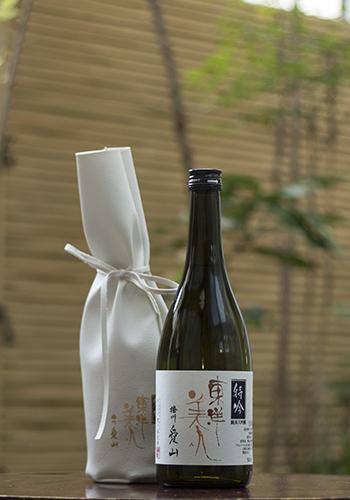東洋美人(とうようびじん) 特吟 純米大吟醸 播州愛山
