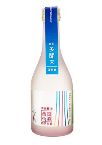 廣島醸酒 西国街道 『増長天』 蓬莱鶴(ほうらいづる) 特別本醸造酒 300ml