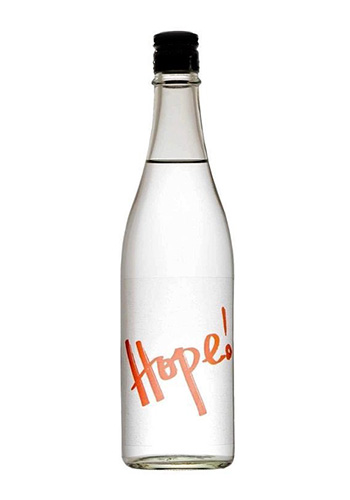仙禽(せんきん) Hope!(ホープ) 希望 720ml