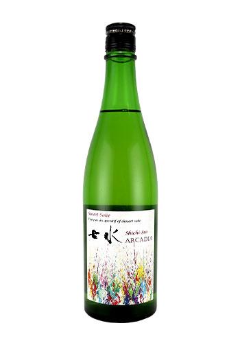 七水(しちすい) ARCADIA Sweet-Sake 720ml