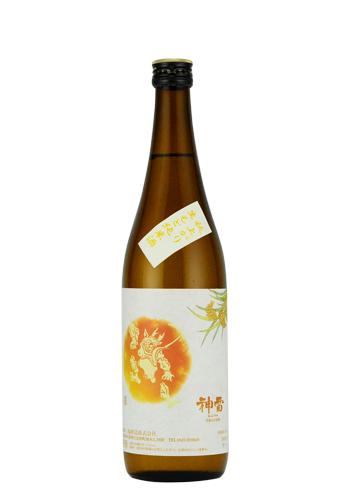 神雷 秋上がり 生もと純米酒 720ml