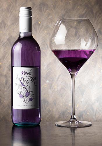 パープルレイン (紫色の白ワイン) 750ml Purple Reign