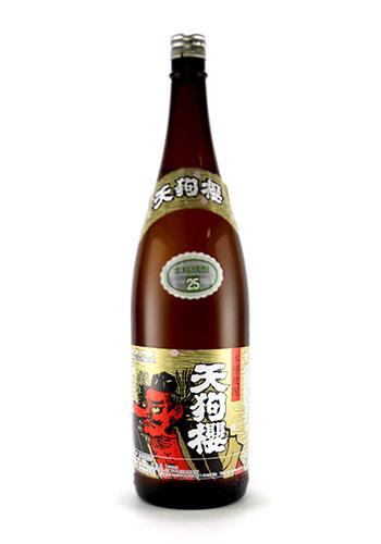 天狗櫻(てんぐざくら) 芋焼酎25° 1800ml