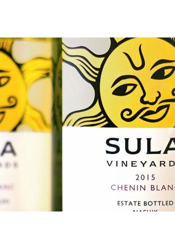 スラ・ヴィンヤーズ シュナン・ブラン (SULA Vineyards Chenin Blanc) 750ml