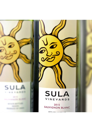 スラ・ヴィンヤーズ ソーヴィニヨン・ブラン (SULA Vineyards Sauvignon Blanc) 750ml