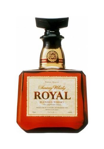 サントリー ウイスキー ローヤル