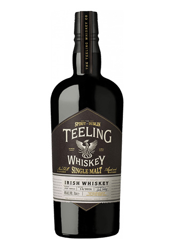 ティーリング シングルモルト アイリッシュウイスキー (Teeling Single Malt Irish Whiskey) 700ml