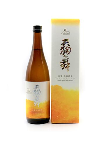 天狗舞(てんぐまい) 石蔵(いしくら) 山廃純米(GI白山) 720ml
