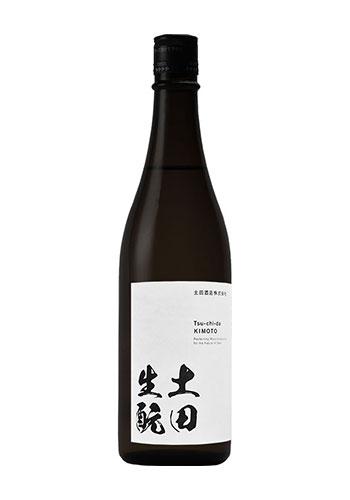 土田(つちだ) 生もと仕込み 純米吟醸 720ml