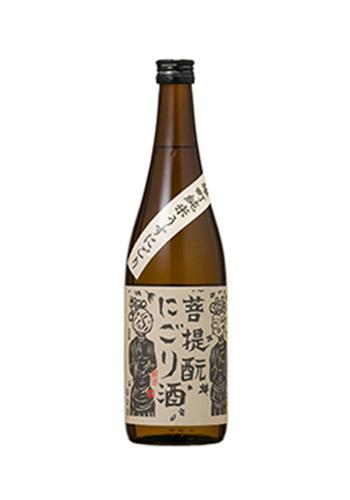 御前酒(ごぜんしゅ) 純米 菩提もと(ぼだいもと) にごり酒 720ml