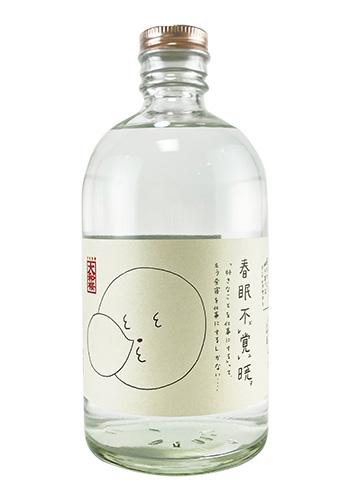 大和桜(やまとざくら) 春眠不覚暁 (春眠暁を覚えず) 芋焼酎25° 500ml