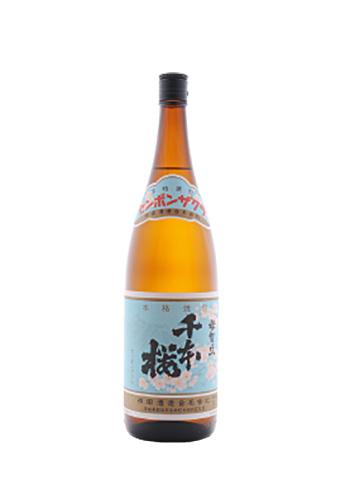 千本桜(ぜんぼんざくら)  芋焼酎25° 1800ml