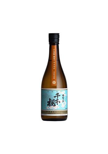 千本桜(ぜんぼんざくら)  熟成ハマコマチ2020 芋焼酎25° 720ml