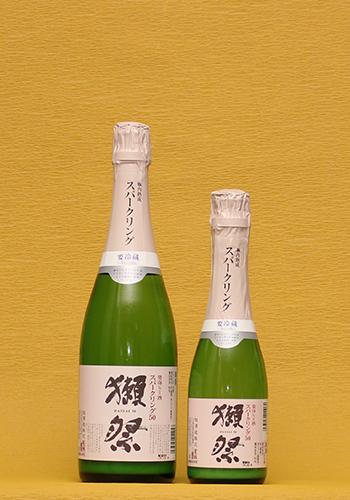 獺祭(だっさい)  活性にごり酒 スパークリング