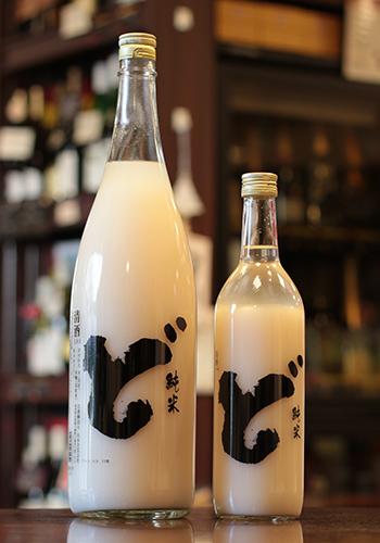 白瀑(しらたき) ど 純米にごり生酒