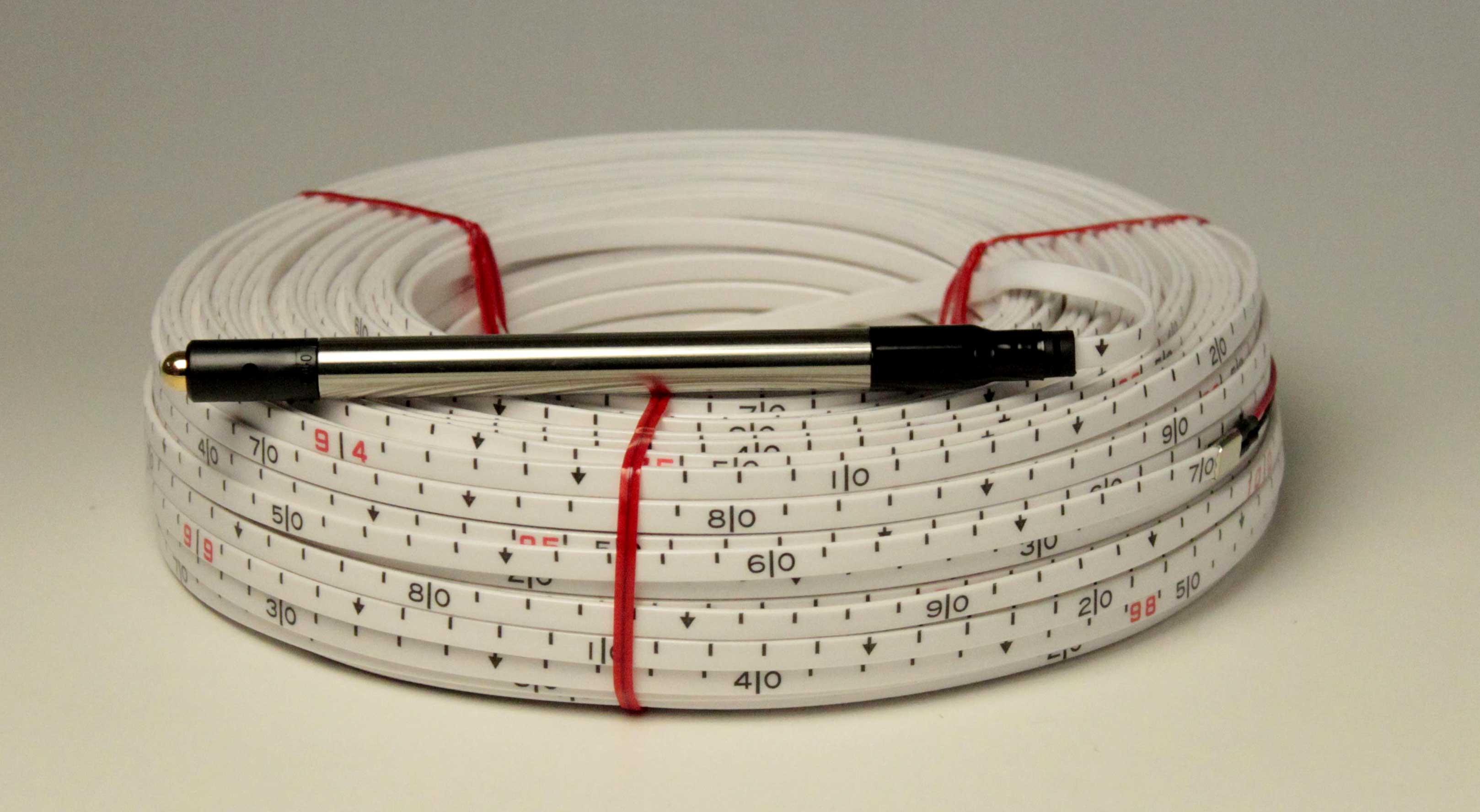 ミリオン水位計交換用テープ100m