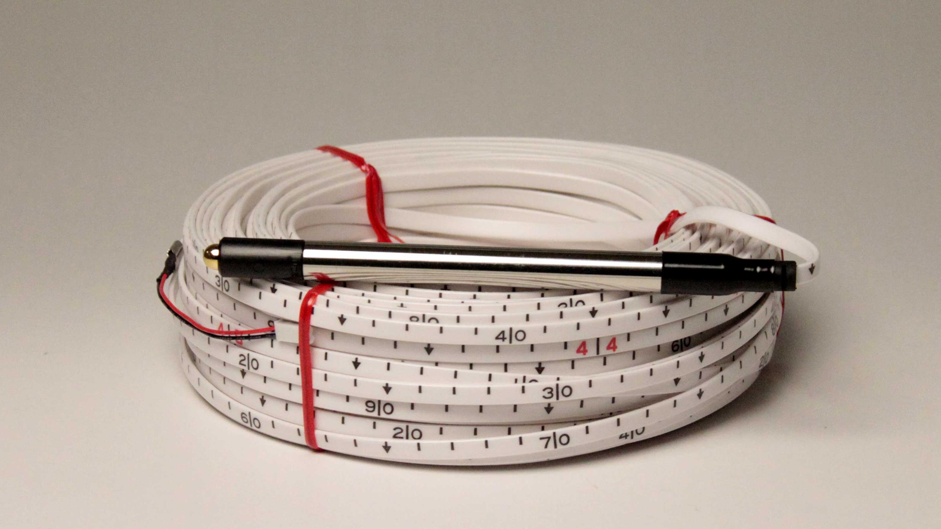 ミリオン水位計交換用テープ50m