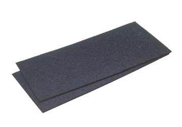 特殊樹脂製 制振・遮音マット「サンダムS-65」(4枚入/0.5坪分)厚さ6.5mm ゼオン化成製 【送料込み】