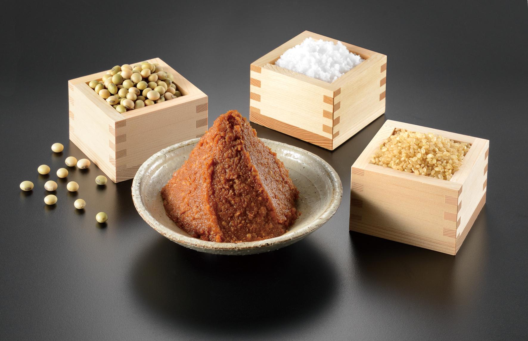 吟醸玄米みそ1kg