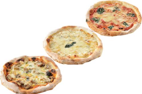やなぎのピザ3枚セット