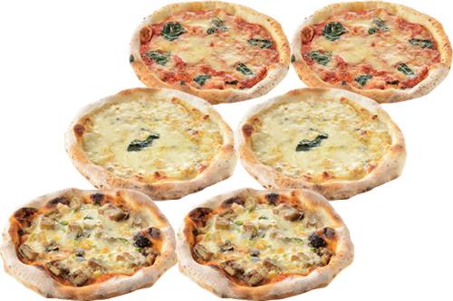 やなぎのピザ6枚セット