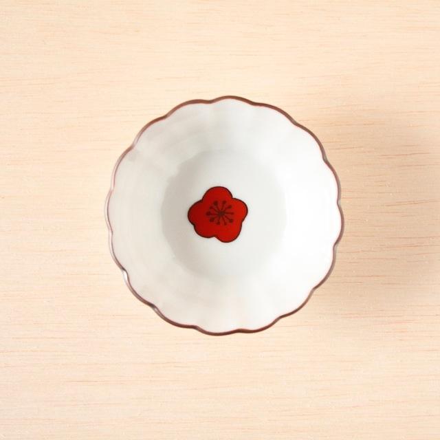 クタニシール 菊小鉢 梅