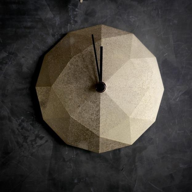 FUTAGAMI 掛け時計