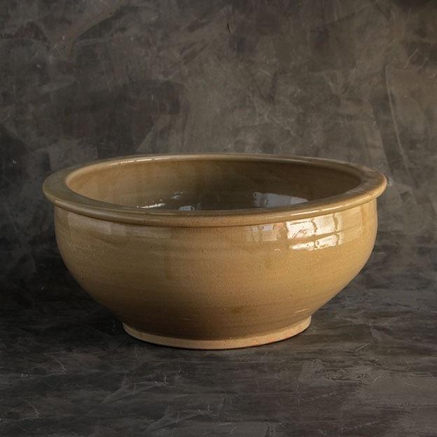 No.11 黄瀬戸の鉢