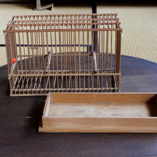 No.15 竹の鳥かご