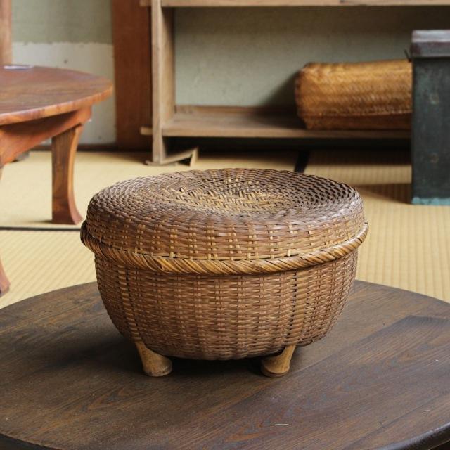 No.16 竹の飯籠(小)