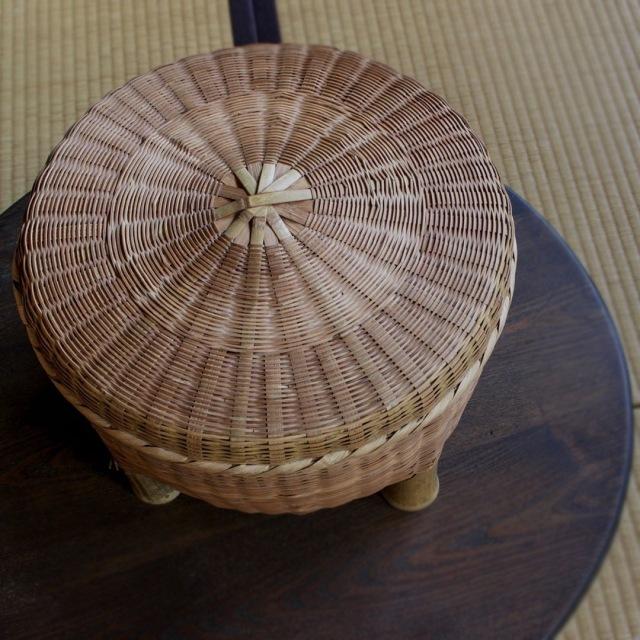 No.17 竹の飯籠(大)