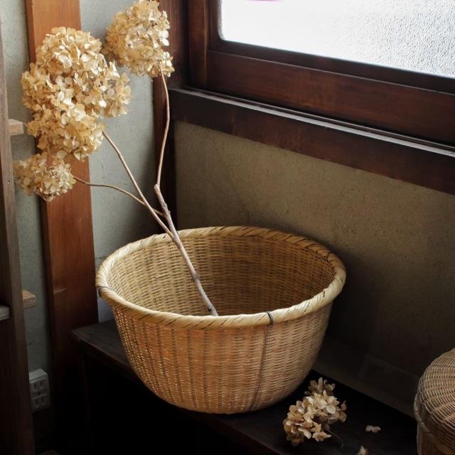 No.30 竹製の深い籠
