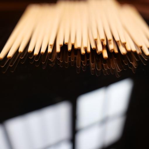 能登ひばの箸